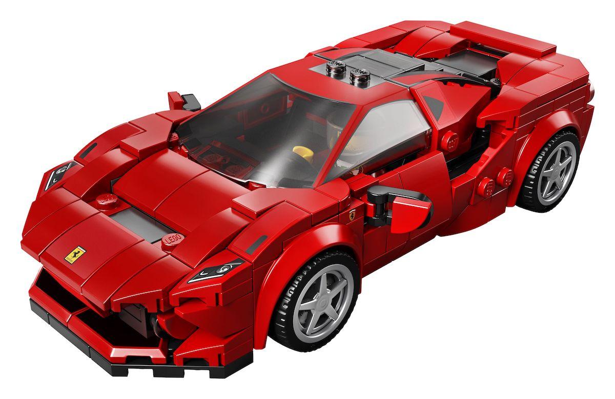 2020 LEGO Speed Champions Sets - Speed Champions