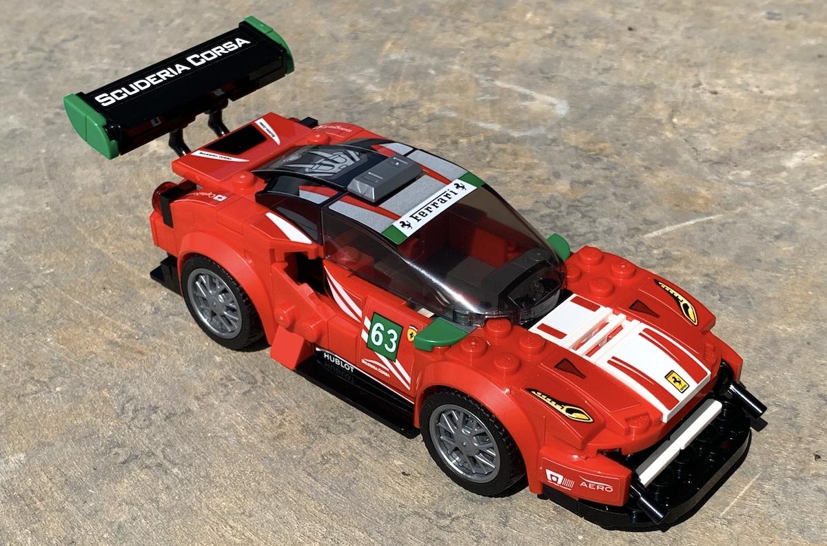 Ferrari 488 Gt3 Scuderia Corsa Speed Champions
